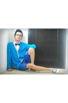 Polyester Bow Tie tie - mario d boro sneakers - cardigans cardigan