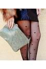 Bronze-fur-h-m-coat-camel-leopard-shoes-black-sequined-love-dress