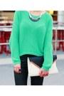 Aquamarine-forever-21-sweater-black-h-m-jeans-eggshell-forever-21-bag