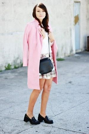 pink OASAP coat