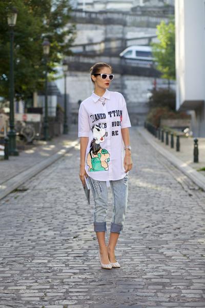 Tiny Deal jeans - Tiny Deal shirt