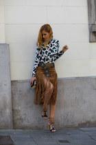 style moi skirt - New Dress shirt