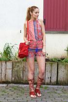 Sacha bag - sammydress romper - Rings&Tings accessories