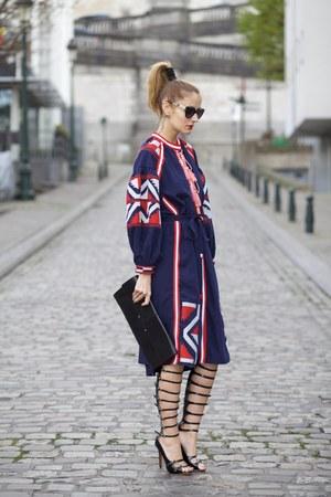 Chicwish dress - Noradress sandals