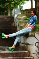 Sacha heels