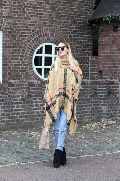 GAMISS sunglasses - zaful cape