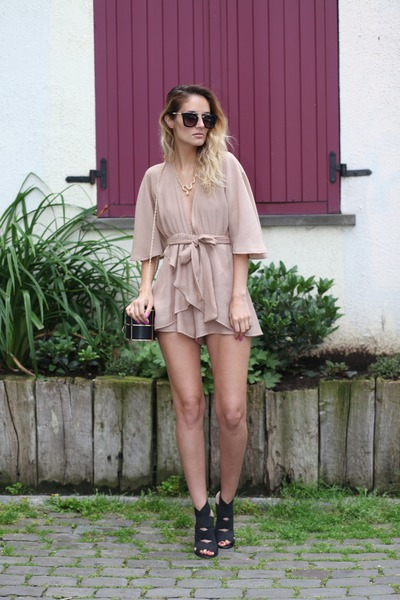 Choies bag - Lookbook Store romper