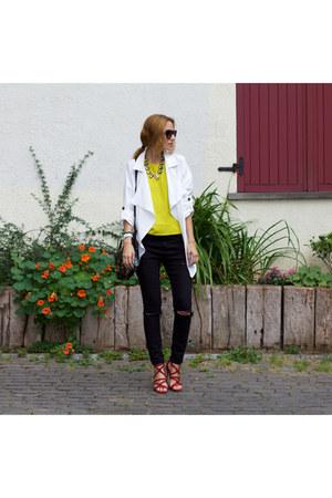 CNdirect jacket - Tomtop bag - DressLink sunglasses