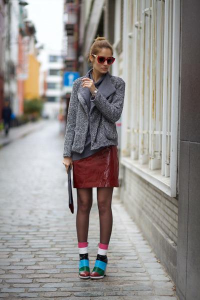 Lovelywholesale boots - Dressin coat - Naty Silver Jewelry bracelet