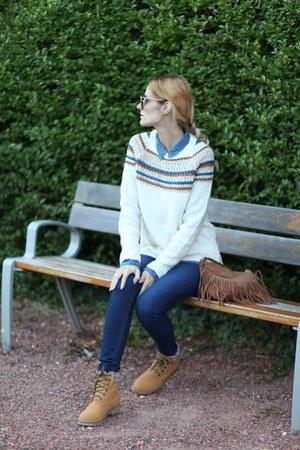 3Suisses sweater