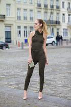 MinnaVanilla jumper - lightinthebox heels