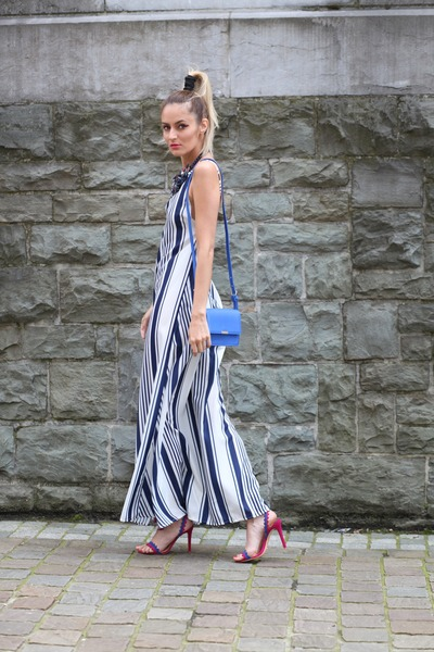 sammydress dress - Schutz sandals