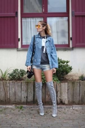 romwe jacket - twinkledeals sweatshirt