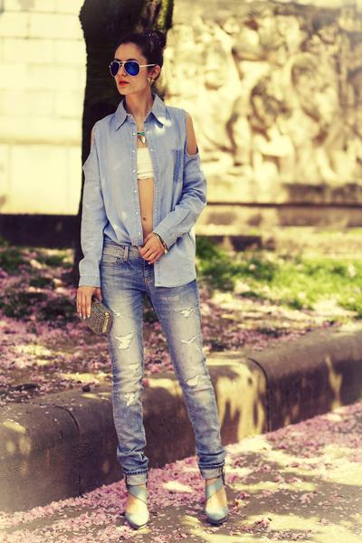 2dayslook shirt - Guess jeans