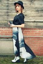 River Island skirt - H&M heels