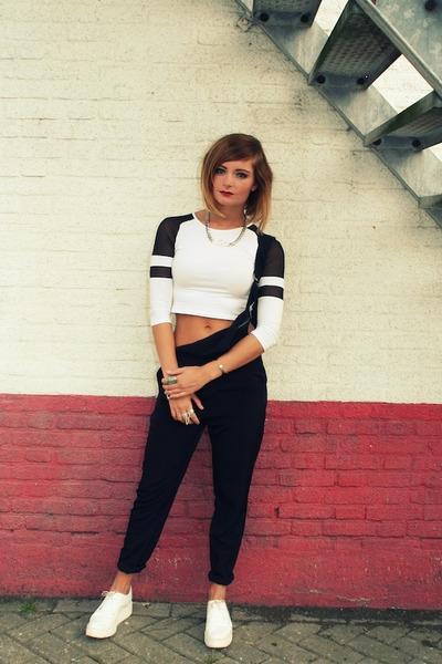 Zara shoes - Bersh shirt - Zara bodysuit