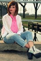 Monki jeans - Monki blazer