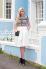 White-mr-price-skirt