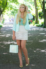 Aquamarine-new-look-blazer