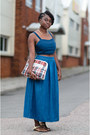 Weave-clutch-asos-bag-denim-crop-asos-top-denim-maxi-warehouse-skirt