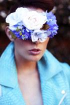 floral headband HALF HALF accessories
