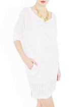 white StyleSofia dress