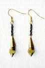 Bronze-fortune-earrings