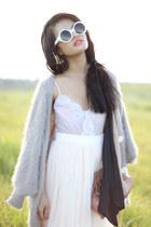 beige StyleSofia skirt
