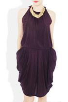 purple StyleSofia dress