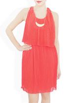 salmon StyleSofia dress
