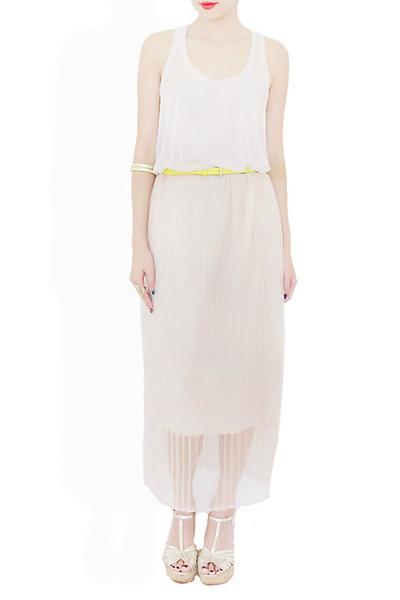 ivory StyleSofia skirt