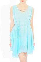 aquamarine StyleSofia dress