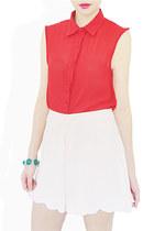 cream StyleSofia skirt