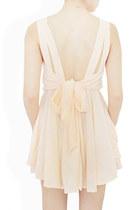 peach StyleSofia dress