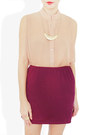 Magenta-stylesofia-skirt