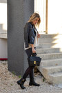 Black-new-look-boots-black-biker-choies-jacket-cream-zara-sweater