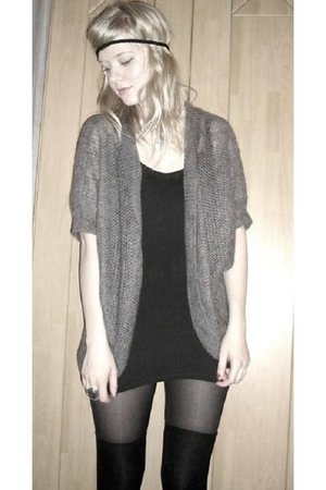 silver H&amp;M cardigan