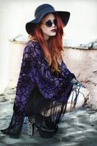 kimono Saltwater Gypsy jacket