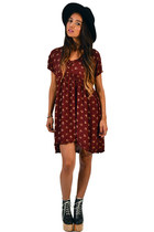 floral dress Saltwater Gypsy Vintage dress