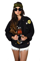 denim jacket Saltwater Gypsy Vintage jacket