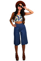 gaucho jeans Saltwater Gypsy Vintage jeans