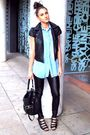 Black-topshop-leggings-blue-h-m-shirt-black-leather-jacket-black-topshop-a