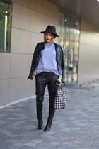 choiescom shirt - Jessica Buurman boots