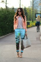 Front Row Shop blouse - choiescom pants