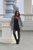 Sheinsidecom blazer - Romwecom blouse - choiescom wedges