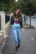 hm jeans - choiescom sweatshirt