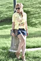 Stradivarius boots - Zara shirt - Bershka bag