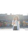 Zara-blouse-stradivarius-shirt-romwe-shorts