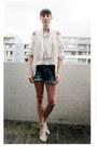 River-island-boots-sev-jacket-bershka-shorts