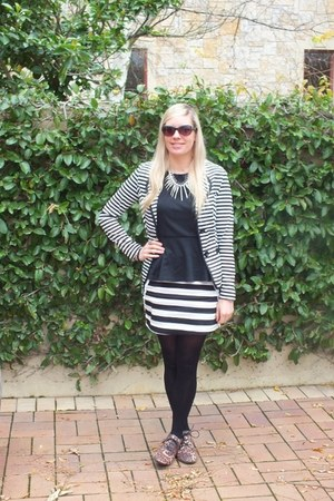 Valley Girl blazer - Kmart boots - Valley Girl skirt